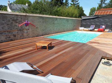 menuiserie, agencement extérieur, terrasse piscine
